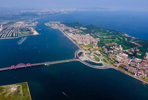 裕龙岛填海工程项目